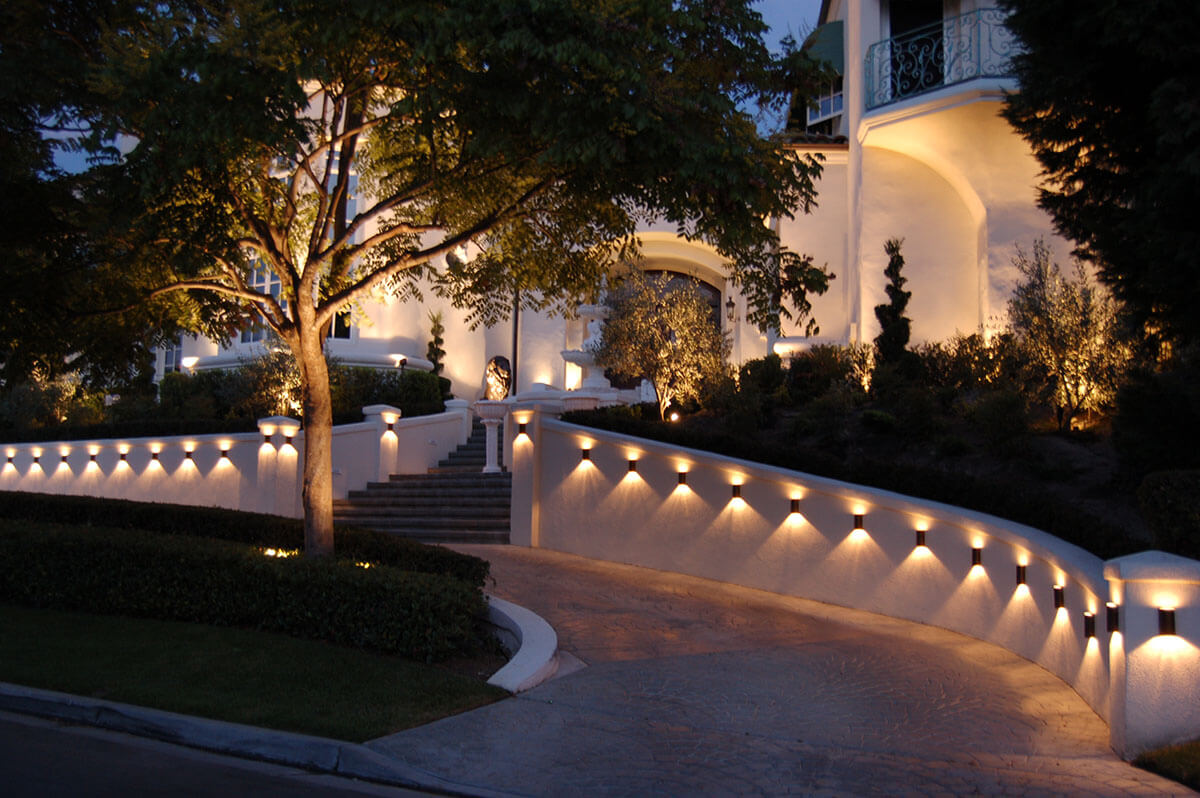 LED Landscape Lighting-Longview TX Professional Landscapers & Outdoor Living Designs-We offer Landscape Design, Outdoor Patios & Pergolas, Outdoor Living Spaces, Stonescapes, Residential & Commercial Landscaping, Irrigation Installation & Repairs, Drainage Systems, Landscape Lighting, Outdoor Living Spaces, Tree Service, Lawn Service, and more.