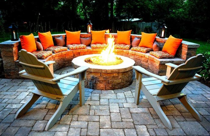 Outdoor Fire Pits-Longview TX Professional Landscapers & Outdoor Living Designs-We offer Landscape Design, Outdoor Patios & Pergolas, Outdoor Living Spaces, Stonescapes, Residential & Commercial Landscaping, Irrigation Installation & Repairs, Drainage Systems, Landscape Lighting, Outdoor Living Spaces, Tree Service, Lawn Service, and more.